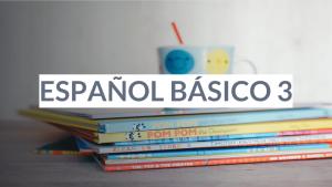 Curso de español básico 3