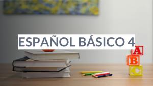 Curso de español básico 4