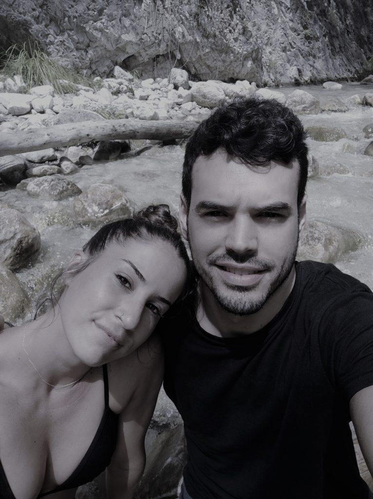 David y María