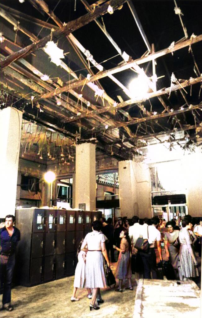 5 Los 14 minutos que sacudieron de terror a Madrid. ETA mata a cinco personas con tres atentados en cadena el 30 de julio de 1979. Tres explosiones entre la una y la una y cuarto de una mañana de un